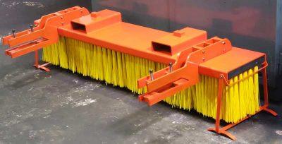 Cepillo de Barrido Industrial